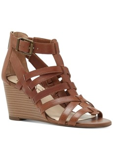 Jessica Simpson Cloe Strappy Wedge Sandals Women's Shoes