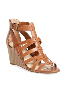 Jessica Simpson Cloe Wedge Sandal (Women)