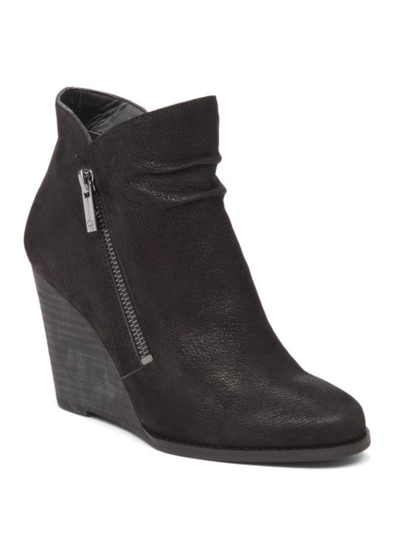 47aaf402c229 Jessica Simpson Jessica Simpson Cornella Suede Wedge Boots Now  38.70