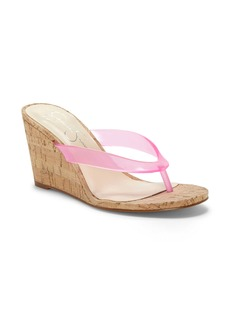 Jessica Simpson Coyrie Wedge Flip Flop (Women)
