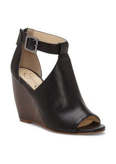 Jessica Simpson Crimsella Wedge Sandal (Women)