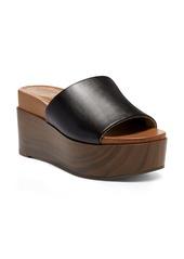 Jessica Simpson Crissie Platform Slide Sandal (Women)