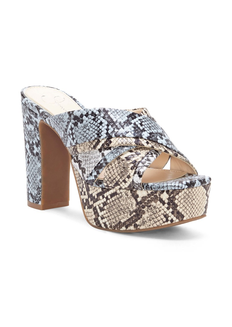 Jessica Simpson Cylie Platform Sandal (Women)