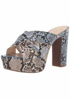 Jessica Simpson Women's Cylie Heeled Sandal   Medium