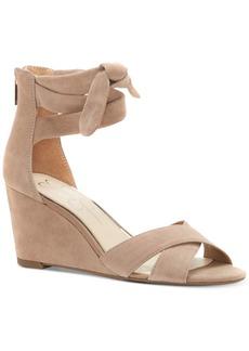 Jessica Simpson Cyrena Wedge Sandals Women's Shoes