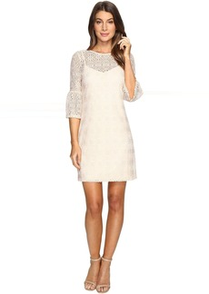 Jessica Simpson Deco Circle Lace Dress