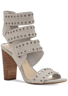 Jessica Simpson Elanna Embellished Block-Heel Sandals Women's Shoes