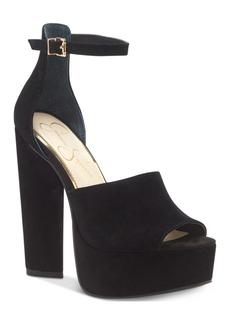 Jessica Simpson Elin Platform Sandals Women's Shoes