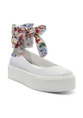 Jessica Simpson Elisah Ankle Tie Platform Sneaker (Women)