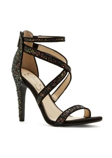 Jessica Simpson Ellenie Metallic Sandals