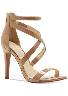 Jessica Simpson Ellenie Strappy Crisscross Sandals Women's Shoes