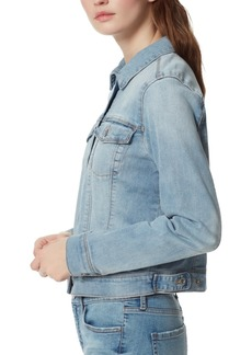 Jessica Simpson Embroidered Denim Jacket