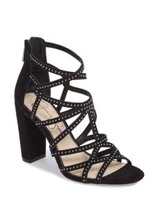 Jessica Simpson Emmi Block Heel Sandal (Women)