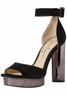 Jessica Simpson Women's Everyn Heeled Sandal