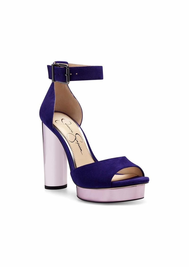 Jessica Simpson Women's Everyn Heeled Sandal
