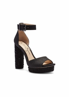 Jessica Simpson Women's Everyn2 Heeled Sandal
