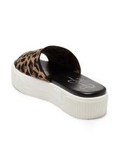 Jessica Simpson Ezira Platform Slide Sandal (Women)