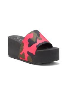 Jessica Simpson Faille Slide Sandals Women's Shoes