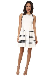 Jessica Simpson Fit and Flare Stripe Dress