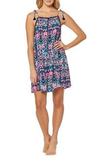 Jessica Simpson Floral Panelled Swing Dress