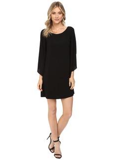 Jessica Simpson Flutter Sleeve Dress