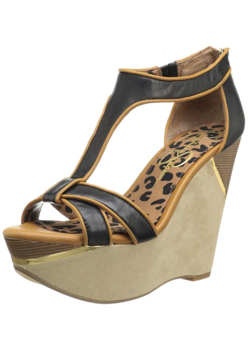 Jessica Simpson Footwear Women Kansas Sandal M US