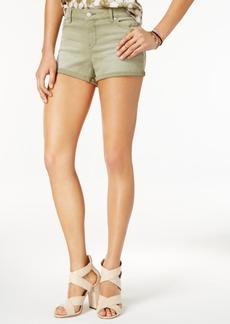 Jessica Simpson Forever Cuffed Denim Shorts
