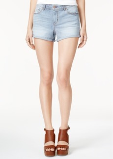 Jessica Simpson Forever Rolled Denim Shorts