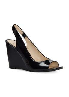 Jessica Simpson Gaela Slingback Wedge Pumps