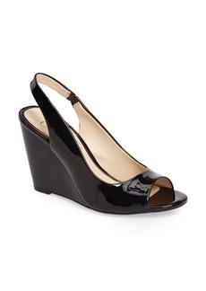 Jessica Simpson Gaela Slingback Wedge Sandal (Women)