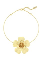 Jessica Simpson Garden Party Update Collar Necklace