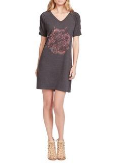 Jessica Simpson Glendalis Graphic T-Shirt Dress