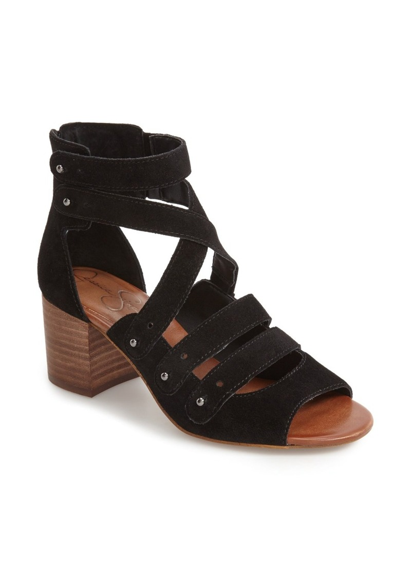 Jessica Simpson Halacie Ankle Strap Sandal (Women)
