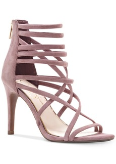 Jessica Simpson Harmoni Tubular Strappy Dress Heels Women's Shoes