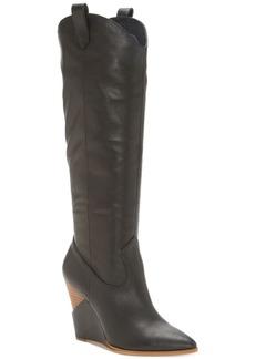 Jessica Simpson Havrie Dress Boots Women's Shoes