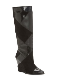 Jessica Simpson Henlee Knee High Wedge Boot (Women)