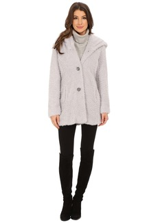 Jessica Simpson Hooded Faux Fur