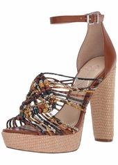 Jessica Simpson Women's Ignatia Heeled Sandal