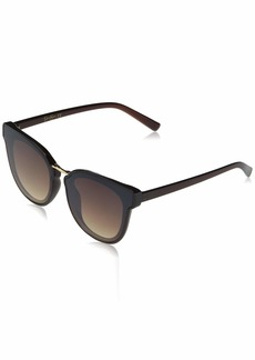 Jessica Simpson J5865 Round Retro Sparkle UV Protective Sunglasses | Wear All-Year | The Gift of Glam