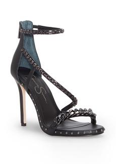 Jessica Simpson Janix Embellished Sandal (Women)