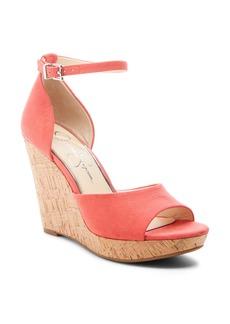 Jessica Simpson Jarella Platform Wedge Sandal (Women)