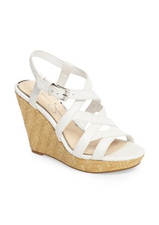 Jessica Simpson Jazlin Wedge Sandal (Women)