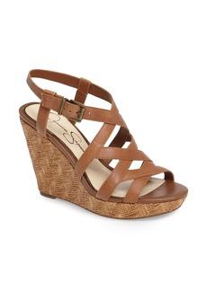Jessica Simpson Jazlin Wedge Sandal (Women)