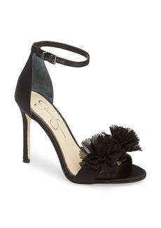 Jessica Simpson Jeena Embellished Ankle Strap Sandal