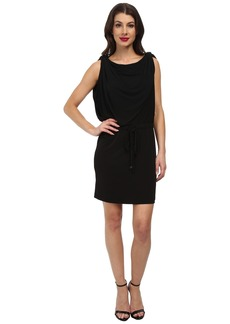 Jessica Simpson Jersey Tie Dress JS3U4687