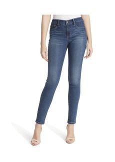 Jessica Simpson Junior Kiss Me Super Skinny Faux Pocket Jeans