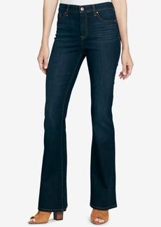 Jessica Simpson Junior Adored Hi Rise Flare 5 Pocket Jeans
