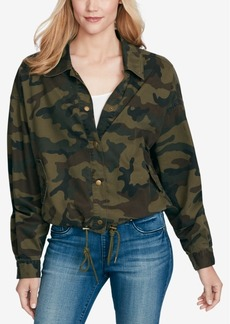 Jessica Simpson Juniors' Desert Night Soft Bubble Jacket