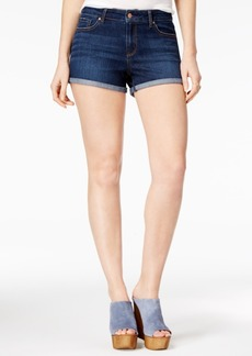 Jessica Simpson Juniors' Forever Cuffed Denim Shorts