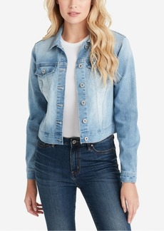 Jessica Simpson Peony Classic Denim Jacket